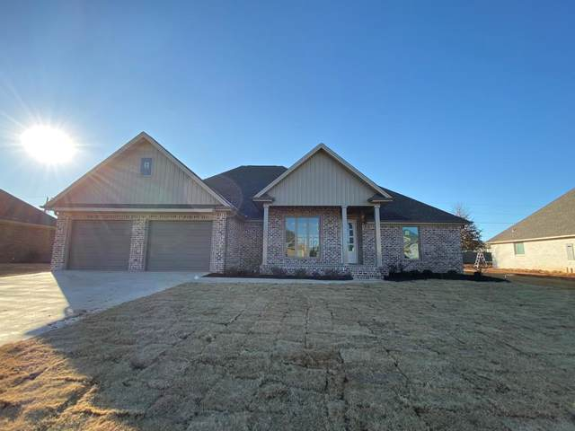 112 Sullivan Rd, Muscle Shoals, AL 35661 (MLS #428881) :: MarMac Real Estate
