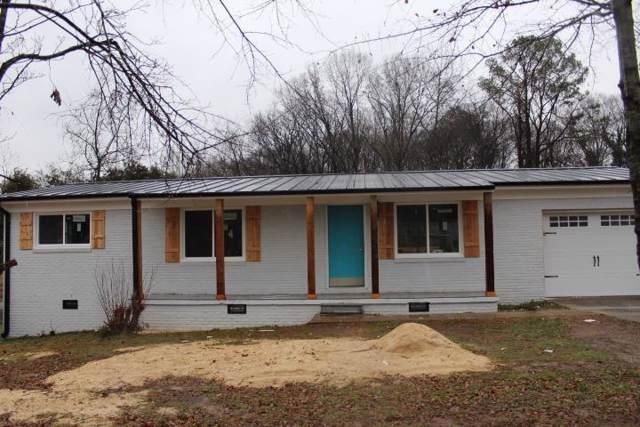 608 Washington St N, Tuscumbia, AL 35674 (MLS #428889) :: MarMac Real Estate