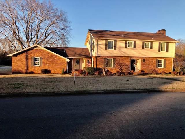 2201 Virginia Ave, Muscle Shoals, AL 35661 (MLS #429085) :: MarMac Real Estate