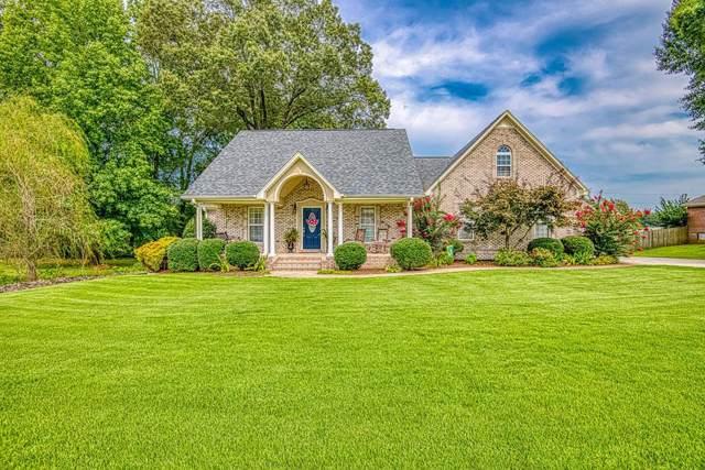 332 Plantation Dr, Killen, AL 35645 (MLS #429105) :: MarMac Real Estate