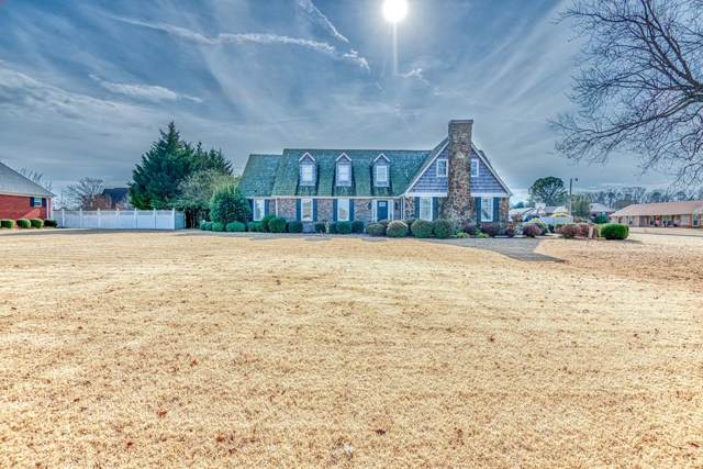 101 Hickory Dr, Muscle Shoals, AL 35661 (MLS #429151) :: MarMac Real Estate