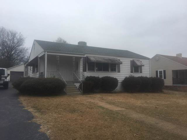 1404 34th St E, Sheffield, AL 35660 (MLS #429173) :: MarMac Real Estate
