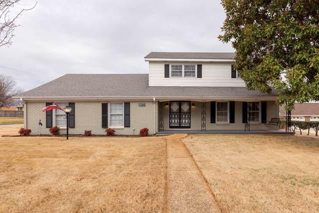 2101 Marietta Ave, Muscle Shoals, AL 35661 (MLS #429178) :: MarMac Real Estate