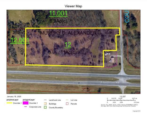 0 Alabama Highway 24, Moulton, AL 35650 (MLS #429179) :: MarMac Real Estate