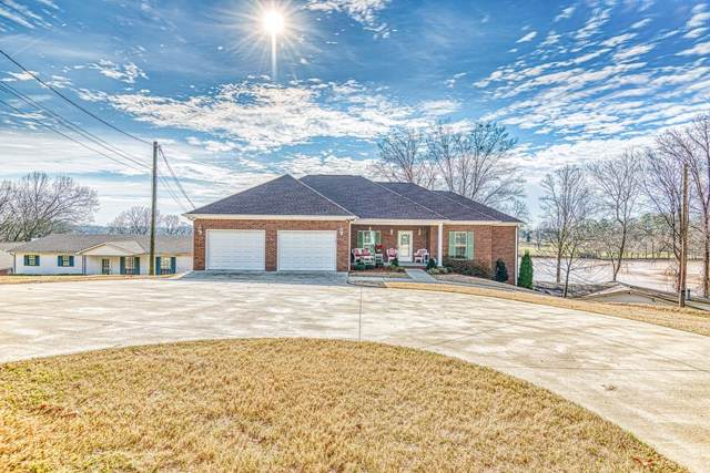 605 Lakewood Dr E, Muscle Shoals, AL 35661 (MLS #429180) :: MarMac Real Estate