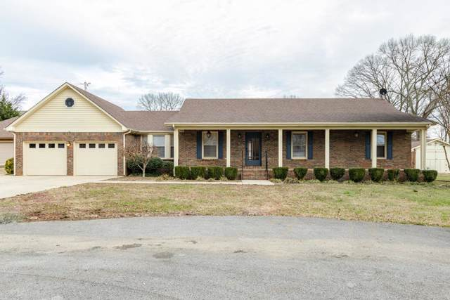 413 Park Ave, Muscle Shoals, AL 35661 (MLS #429190) :: MarMac Real Estate
