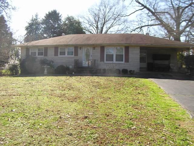 250 Oak Park Dr S, Lexington, AL 35648 (MLS #429212) :: MarMac Real Estate