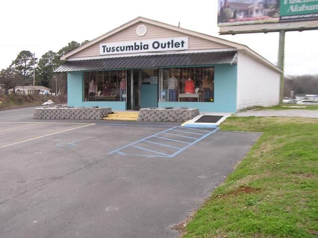 1408 Hwy 72, Tuscumbia, AL 35674 (MLS #429223) :: MarMac Real Estate