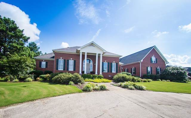 1090 Twin Pines Cr, Tuscumbia, AL 35674 (MLS #429247) :: MarMac Real Estate