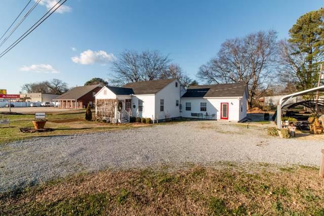 16545 Hwy 72, Rogersville, AL 35652 (MLS #429325) :: MarMac Real Estate