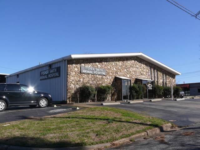 121 Chestnut St S, Florence, AL 35630 (MLS #429336) :: MarMac Real Estate