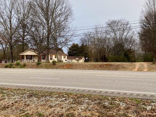 17389 Hwy 72, Rogersville, AL 35652 (MLS #429359) :: MarMac Real Estate