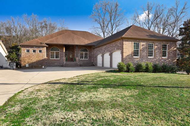 1101 Cr 316, Florence, AL 35634 (MLS #429372) :: MarMac Real Estate