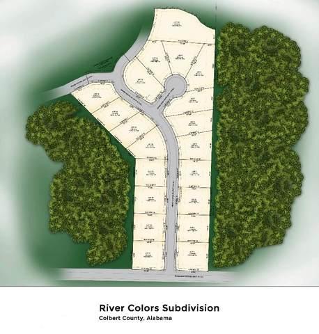06 River Colors Dr, Muscle Shoals, AL 35661 (MLS #429410) :: MarMac Real Estate