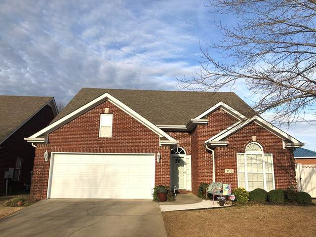 305 Helen Ct, Tuscumbia, AL 35674 (MLS #429465) :: MarMac Real Estate