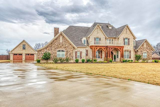 98 Stone Ridge Drive, Tuscumbia, AL 35674 (MLS #429470) :: MarMac Real Estate