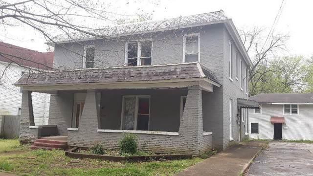 443 N Cedar St, Florence, AL 35630 (MLS #429499) :: MarMac Real Estate