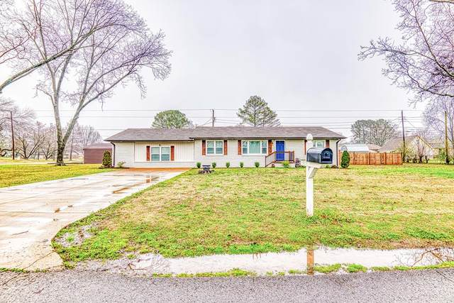 901 Harding Ave, Muscle Shoals, AL 35661 (MLS #429501) :: MarMac Real Estate