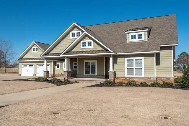 1511 Village Dr -, Muscle Shoals, AL 35661 (MLS #429513) :: MarMac Real Estate