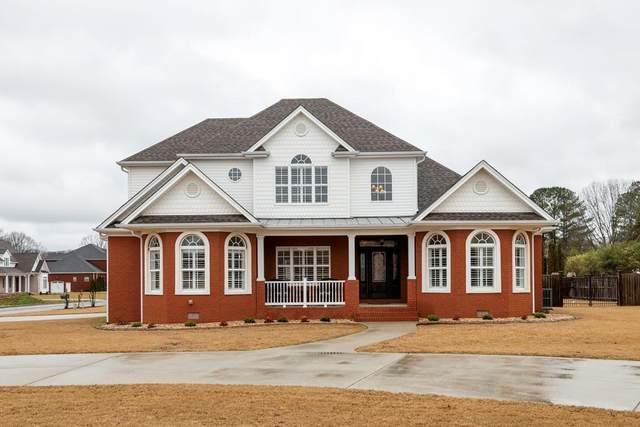 601 Cambridge Cr, Muscle Shoals, AL 35661 (MLS #429574) :: MarMac Real Estate
