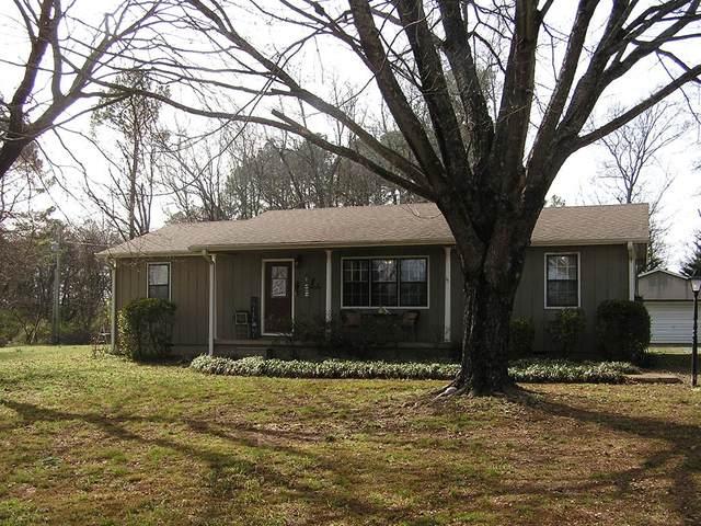 101 Holland Dr, Rogersville, AL 35652 (MLS #429595) :: MarMac Real Estate