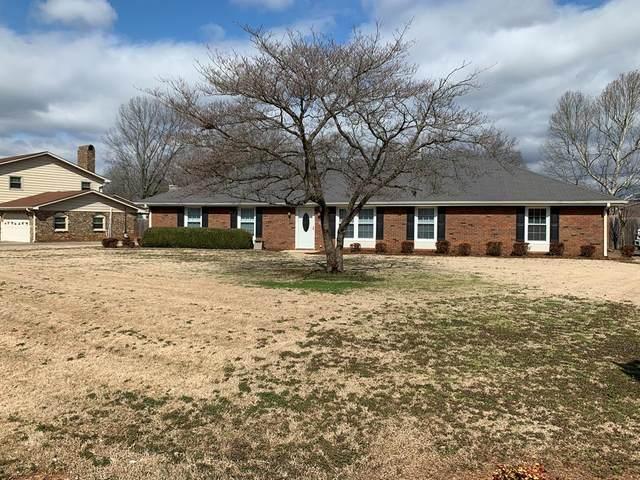 2007 Jackson Ave, Muscle Shoals, AL 35661 (MLS #429662) :: MarMac Real Estate