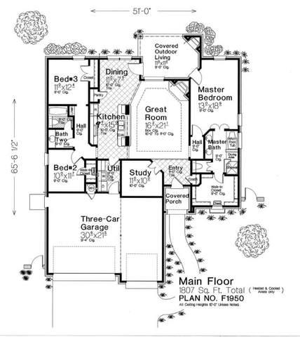 23 Rolling Brook Dr, Rogersville, AL 35652 (MLS #429695) :: MarMac Real Estate