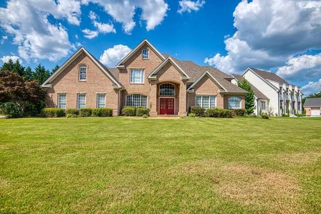 404 Laurel Oak Dr, Muscle Shoals, AL 35661 (MLS #429705) :: MarMac Real Estate