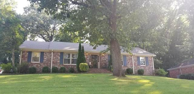 115 Creekwood Dr, Florence, AL 35630 (MLS #429715) :: MarMac Real Estate