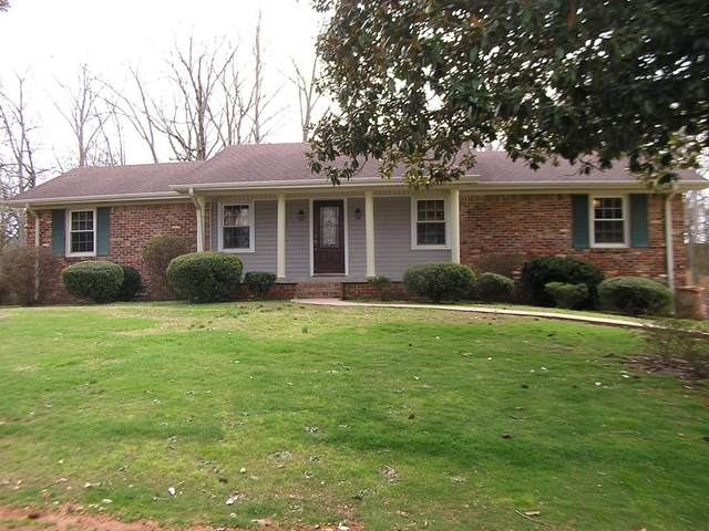 120 Plantation Pl, Florence, AL 35633 (MLS #429743) :: MarMac Real Estate