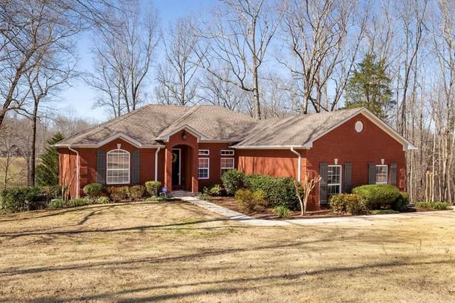 639 Plantation Dr, Killen, AL 35645 (MLS #429799) :: MarMac Real Estate
