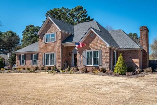9225 Turtle Point Dr, Killen, AL 35645 (MLS #429814) :: MarMac Real Estate