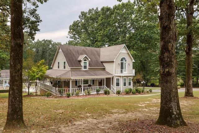 23 Brookwood Dr, Haleyville, AL 35565 (MLS #429923) :: MarMac Real Estate