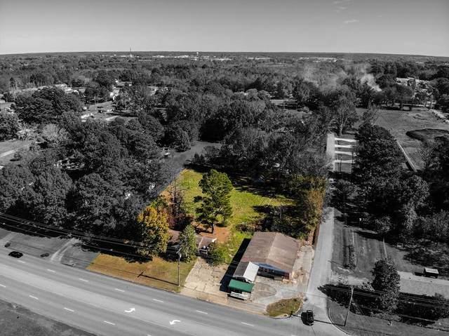 42 Hwy 157, Florence, AL 35633 (MLS #429952) :: MarMac Real Estate