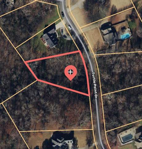 9200 Turtle Point Dr, Killen, AL 35645 (MLS #429989) :: MarMac Real Estate