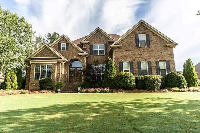 1810 Brentwood, Muscle Shoals, AL 35661 (MLS #429994) :: MarMac Real Estate