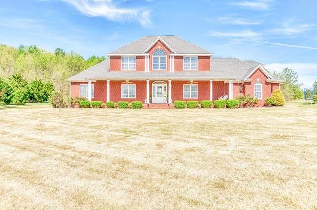 988 Twin Pines Cr, Tuscumbia, AL 35674 (MLS #430023) :: MarMac Real Estate