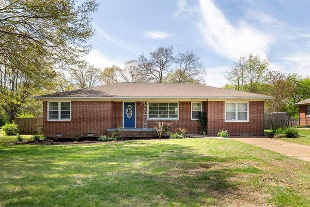 115 Camelia Dr, Florence, AL 35633 (MLS #430099) :: MarMac Real Estate