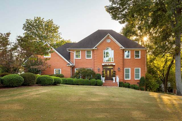 152 Cedar Point Ln, Killen, AL 35645 (MLS #430134) :: MarMac Real Estate