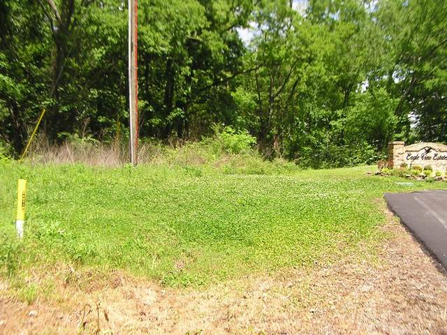 14 Ricky Dr, Muscle Shoals, AL 35661 (MLS #430288) :: MarMac Real Estate