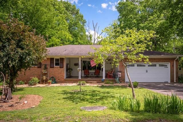 503 Jabo Dr, Killen, AL 35645 (MLS #430315) :: MarMac Real Estate