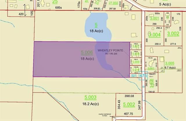 000 Cr 475, Killen, AL 35645 (MLS #430343) :: MarMac Real Estate