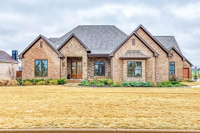 133 Stone Ridge Drive, Tuscumbia, AL 35674 (MLS #430389) :: MarMac Real Estate