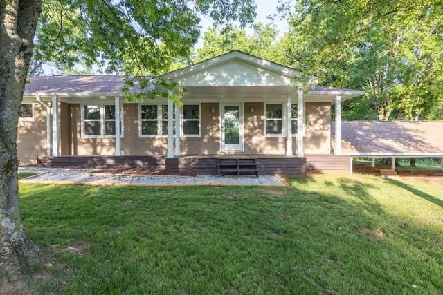 4580 Hwy 101, Rogersville, AL 35652 (MLS #430446) :: MarMac Real Estate