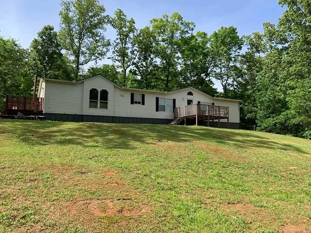 937 Vandiver Hollow Rd, Tuscumbia, AL 35674 (MLS #430448) :: MarMac Real Estate