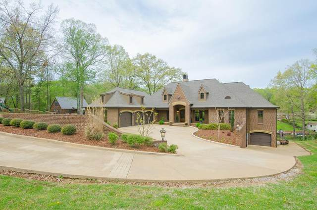 18 Dogwood Cr, Muscle Shoals, AL 35661 (MLS #430523) :: MarMac Real Estate