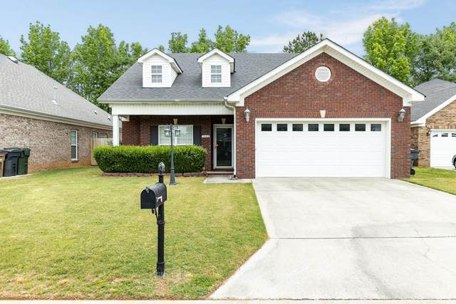 1542 SW Fieldstone Circle, Decatur, AL 35603 (MLS #430549) :: MarMac Real Estate