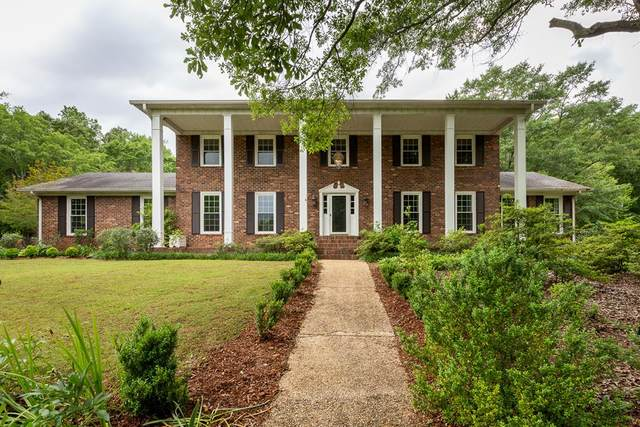 6595 Al Hwy 157, Florence, AL 35633 (MLS #430555) :: Amanda Howard Sotheby's International Realty
