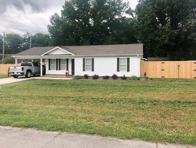 1019 Midland Ave, Muscle Shoals, AL 35661 (MLS #430559) :: MarMac Real Estate