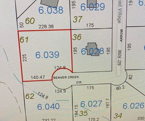 0000 Arrowhead Dr, Winfield, AL 35594 (MLS #430571) :: MarMac Real Estate